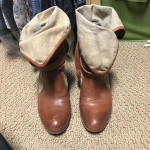 Frye Boots Size 8 (Fits like 7.5)